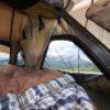 roof top tent windows