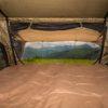 roof top tent entrance door