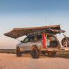 270 awning on vehicle