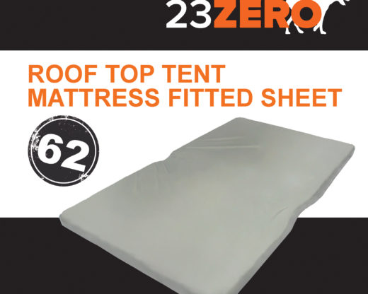 62 roof top tent mattress fitted sheet