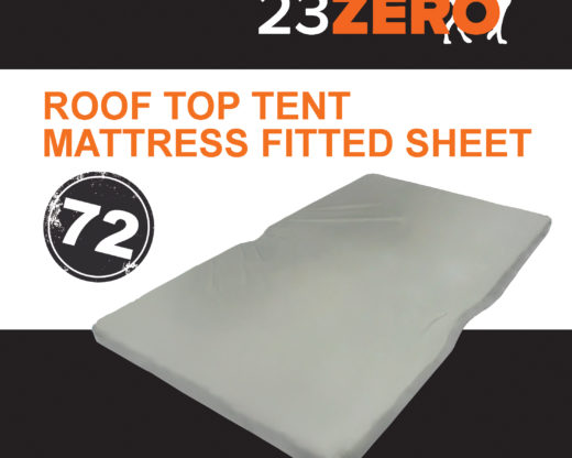 72 roof top tent mattress fitted sheet