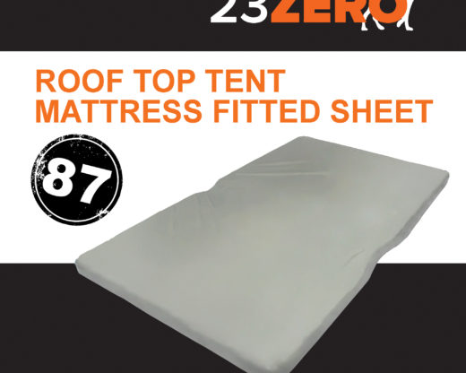 87 roof top tent mattress fitted sheet