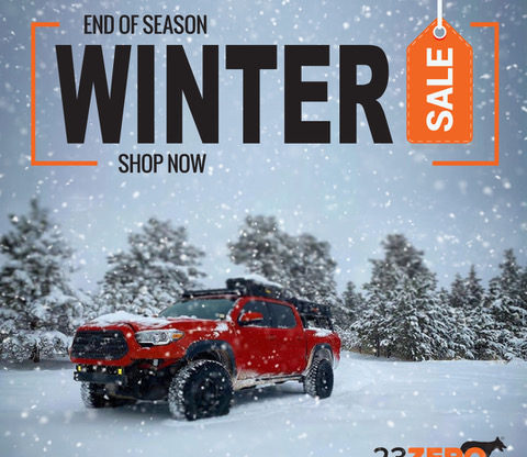 Winter Clearance 2019 Model Run out - While stock lasts